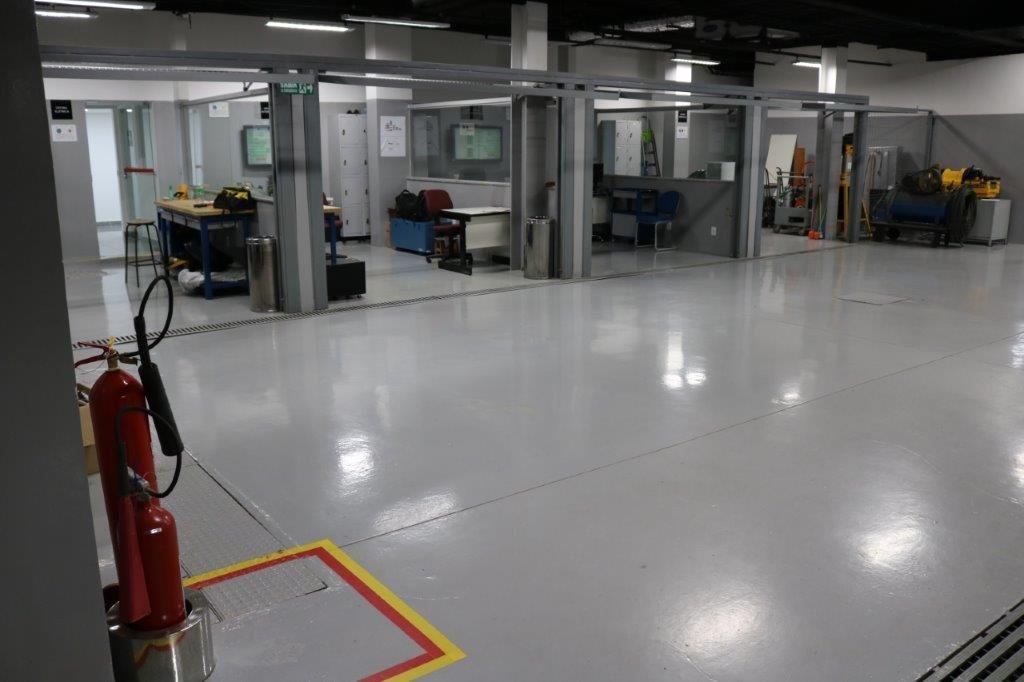 Central de operações